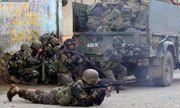 Chính phủ tăng binh, phiến quân thân IS tiếp cận trụ sở quân đội Philippines
