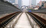 Phát hiện đường ray tuyến Cát Linh - Hà Đông có hiện tượng rỉ sét
