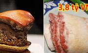 """Những """"miếng thịt lợn"""" có giá tiền tỷ nhưng lại không thể ăn"""