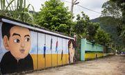Xây dựng làng bích họa góp phần hỗ trợ bà con phát triển du lịch cộng đồng