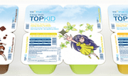 Sữa Chua Ăn Thanh Trùng TOPKID Ngon Mê Tít Hỗ trợ phát triển trí tuệ và chiều cao