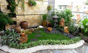 Thiết kế tuyệt đẹp biến mảnh sân sau thành góc thư giãn đẹp mê hồn
