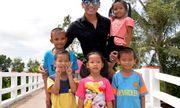 Bạch Công Khanh xây cầu nửa tỷ cho người nghèo miền Tây