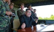 Triều Tiên phóng tên lửa, trả đũa cuộc tập trận của Mỹ, Hàn Quốc