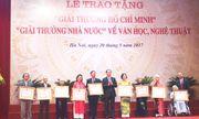 Xét duyệt giải thưởng Hồ Chí Minh, giải thưởng Nhà nước: Có nên hạ chuẩn tiêu chí?