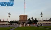 Dòng người đổ về Quảng trường Ba Đình dự lễ chào cờ 2/9