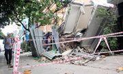 Nguyên nhân khiến 2 ngôi nhà ở Sài Gòn đổ sập hoàn toàn