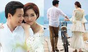 Hành trình tình yêu lãng mạn của hoa hậu Đặng Thu Thảo và vị hôn phu