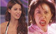 Choáng với thí sinh răng hô, vai thô vẫn đăng quang Hoa hậu Hong Kong