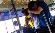 Đình chỉ nhân viên xe buýt ẩu đả với hành khách