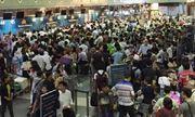 Bộ trưởng Giao thông lo sân bay Nội Bài