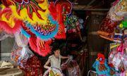 Nghề làm đồ chơi truyền thống kiếm bộn tiền mùa Trung thu