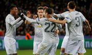 Lukaku thăng hoa với cú đúp, MU đại thắng CSKA Moscow