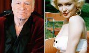 Ông Trùm Playboy cuối cùng cũng đã 'về cạnh' Marilyn Monroe
