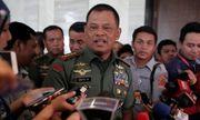 Indonesia muốn Mỹ giải thích lý do Tổng tư lệnh quân đội bị cấm nhập cảnh