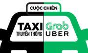 Cạnh tranh mạnh ở Việt Nam nhưng Grab lỗ khắp Đông Nam Á còn Uber lỗ toàn cầu