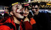 Hà Nội: Nhiều người hoảng hốt bắt gặp zombies trong đêm Halloween