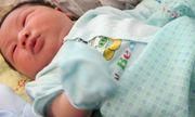 Người mẹ sinh bé trai 7,1kg chia sẻ về chế độ ăn uống khi mang bầu