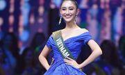 NTK Mỹ chọn đầm dạ hội của Hà Thu đẹp nhất Miss Earth 2017