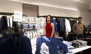 Cửa hàng thời trang Zara Hà Nội đông nghịt khách ngày đầu mở cửa