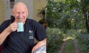 'Sợ vợ', người đàn ông trốn vào rừng suốt 5 năm