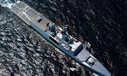 Khinh hạm tàng hình bậc nhất La Fayette của Pháp vẫn không thoát khỏi lưới radar của Nga