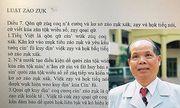 Đề xuất cải tiến chữ viết Tiếng Việt: Sẽ gây ra nhiều hệ lụy