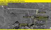 Ảnh vệ tinh cho thấy Triều Tiên đang xây dựng một bệ phóng mới