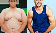 Bị bạn gái 'đá' vì quá béo, chàng trai 154kg 'lột xác' thành lính cứu hoả 6 múi