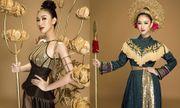 Hà Thu dành tặng quốc phục tại Miss Earth cho Bảo tàng Phụ nữ Nam Bộ