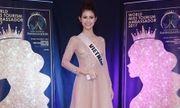 Liên Phương được chọn trình diễn tài năng đêm chung kết World Miss Tourism Ambassador 2017