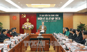 Ban bí thư kỷ luật Ban Thường vụ Tỉnh ủy Vĩnh Phúc và Phó chủ tịch UBND tỉnh Thanh Hoá