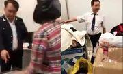 Hai nhân viên hải quan sân bay Nội Bài bị tạm đình chỉ công tác