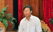 Ủy ban kiểm tra T.Ư công bố kết luận về nguyên Bí thư Tỉnh ủy Quảng Nam