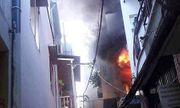 Nữ Việt kiều Pháp kẹt trong nhà cháy ở phố Tây Sài Gòn