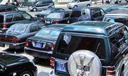 Tổng cục Hải quan thanh lý xe công: Thấp nhất 16 triệu, cao nhất trên 300 triệu/xe