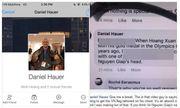 Daniel Hauer thành tâm xin lỗi sau sự cố xúc phạm danh nhân của dân tộc Việt