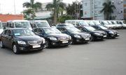 Cơ quan đại diện của Việt Nam ở nước ngoài không dùng ô tô quá 65.000 USD