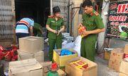 Hàng ngàn gói trà giả nhái thương hiệu nổi tiếng bị thu giữ