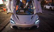 Siêu xe McLaren 720S 16 tỷ đầu tiên lăn bánh tại Việt nam