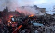5 lần máy bay Nga bị bắn hạ trong cuộc chiến khốc liệt ở Syria