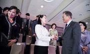 Rộ tin đồn em gái của lãnh đạo Kim Jong-un mang thai