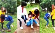 Hà Tĩnh: Nữ sinh bị đánh hội đồng, lột đồ tung clip lên mạng vì ghen