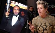 Hy hữu: Đột nhập vào tiệc Oscar trộm tượng vàng nữ chính vừa được trao
