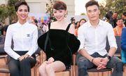 Sau hoa hậu Mỹ Linh, Bùi Tiến Dũng hội ngộ Tóc Tiên, H'Hen Niê tại sự kiện