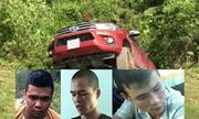 Hành trình vây bắt 3 nghi can bắn chết người ở Kon Tum