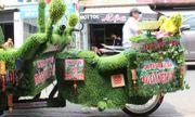 Xe trái cây có wifi, nhạc bolero độc nhất vô nhị ở Sài Gòn