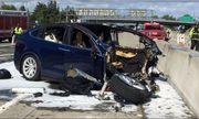 Tesla Model X gây tai nạn thảm khốc, lái xe tử vong: CEO Telsa  lên tiếng