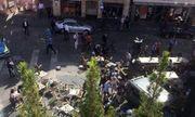 Vụ xe tải chở hàng đâm người đi bộ tại Đức: Có thể là khủng bố