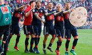 Lần thứ 6 liên tiếp, Bayern Munich vô địch Bundesliga